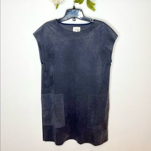Wilfred Free (Aritzia) 'Nori' Vegan Suede Dress